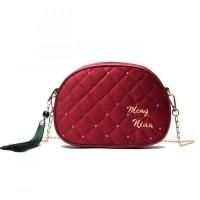 11240 tas wanita import selempang slempang pesta batam murah sling bag