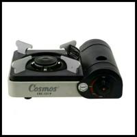 promo COSMOS kompor gas portable travel 1 tungku CGC121P CGC 121p