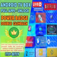 Android TV Box Fiberhome HG680 Smart TV Android 6.0 Ram 2GB / 8