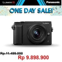 Kamera Panasonic Lumix DMC-GX85 12-32mm Camera Promo Sehari