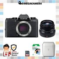Harga fujifilm x t100 bo xf 35mm f2 fuji xt100 garansi resmi | Pembandingharga.com