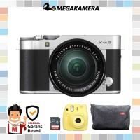 Harga fujifilm fuji x a3 xa3 kit 16 50mm kamera mirrorless   Pembandingharga.com