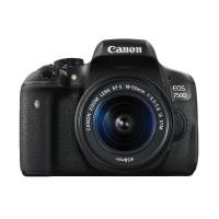 Kamera Canon EOS 750D Kit 18-55mm IS STM WiFi Camera GRNSI DISTRIBUTOR