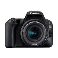 Kamera Canon EOS 200D Kit EF-S 18-55mm IS STM Camera