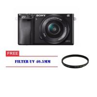 Kamera Sony Alpha A6000 Kit 16-50mm ILCE-6000L Camera Free Filter