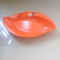 """Piring Mangga Mata 10"""" Orange Melamine - Golden Dragon P1110"""