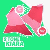 Jilbab Anak 2 Tone Kiara