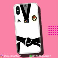 Custom Case Taekwondo Casing Dobok Taekwondo Seragam