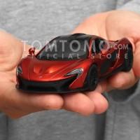 McLaren P1 Diecast Mobil Mobilan Sport Sedan Mainan Cowok Laki Laki