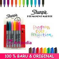 Sharpie Fine Point Permanent Marker Set 6 Pastel