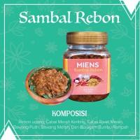 Sambal Udang Rebon by Miens Catering