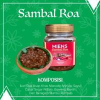 Sambal Roa by Miens Catering