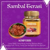 Sambal Terasi by Miens Catering