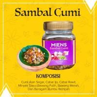 Sambal Cumi Asin by Miens Catering