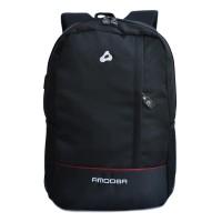 Tas Ransel Amooba Backpack Siprus A70197 - Black