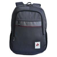 Tas Ransel Amooba Backpack Campus A70196 - Grey