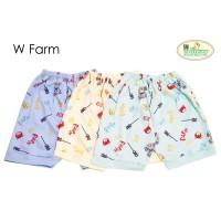 Celana Pendek Little Duck XL Set (Isi 3)