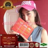 Obat Pemutih Badan Suplemen Pemutih Tubuh Gluta Lapunzel Premium Asli