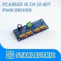 PCA9685 PCA 9685 16 Channel 12 bit PWM Servo Driver I2C Arduino
