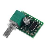 PAM8403 Mini 5V Digital Amplifier Board Stereo 2 Channel 3W Potensio