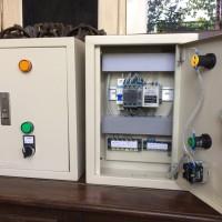 Panel Kontrol Water Level Sumur Tandon Bawah Otomatis Pompa Air 2 HP