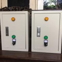 Panel Kontrol Water Level Tandon Air Otomatis Pompa 2 HP