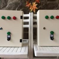 Panel Kontrol Otomatis Pompa dg Kontrol Tandon Atas Bawah