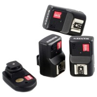 Wansen Remot Wireless Flash Trigger dengan Transmitter & Receiver