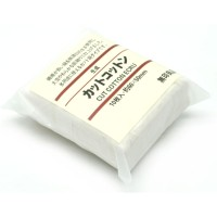 Kapas Vape Muji Organik Authentic Japanese Cotton 10 Lembar