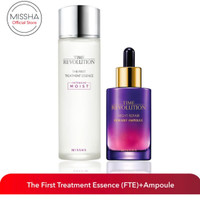 Mischa First Treatment Essence + Ampule Bundling