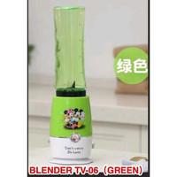 AY Blender Shake N Take Disney Juicer 2 Cup Botol