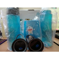AY Blender Shake N Take Doraemon Juicer 2 Cup Botol