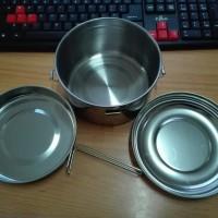 AY Lunch Box / Kotak Makan 16 CM ( LM - 003 )
