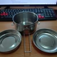AY Lunch Box / Kotak Makan 14 CM (Ls - 003)