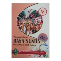 Buku Bahasa Sunda Edisi Revisi Dinas Pendidikan Jawa Barat