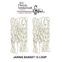 Jaring Tali Ring Basket isi 2 buah