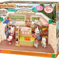 Mainan Koleksi Sylvanian Families Supermarket