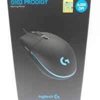 Mouse Logitech G102/prodigy (6000DPI)