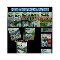 Paket Lengkap 9 Buku ( 5 USBN IPA + 3 UNBK Wajib + 1 UNBK Pilihan)