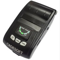 Printer Bluetooth Codesoft HP M200E | printer Mobile Codesoft HPM200E
