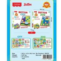 Puzzle Mainan Edukasi Button / Kancing