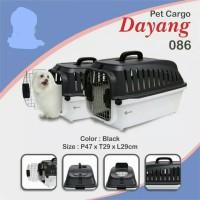 DAYANG PET CAGE 086 (BLACK)