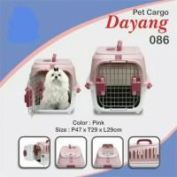DAYANG PET CAGE 086 (PINK)
