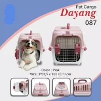 DAYANG PET CAGE 087 (PINK)
