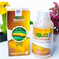 Obat Sinusitis - Infeksi Sinusitis - Hidung Tersumbat - Jelly Gamat