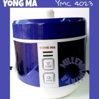 Rice Cooker Yongma 2 Liter Ymc 4023