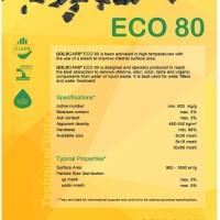 Goldcarb Eco80 Activated Carbon - Karbon Aktif 8X30