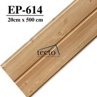 TECTO Plafon PVC EP-614 (20cm x 500cm)