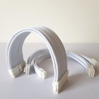 Paket Custom Sleeving 24p 8p 8p extension cable