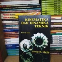 Buku Kinematika dan dinamika teknik